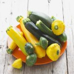 Green and Yellow Summer Squash Assortment